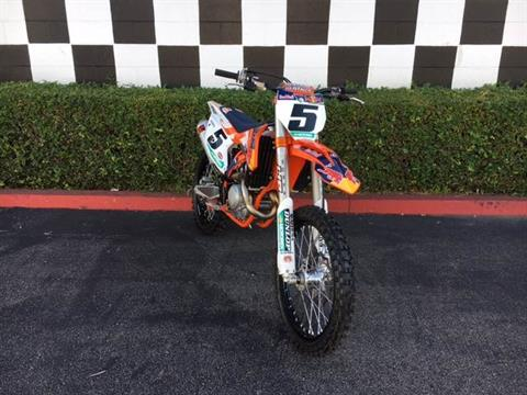 2015 KTM 450 SX-F Factory Edition in Costa Mesa, California
