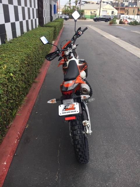 2020 KTM 350 EXC-F in Costa Mesa, California - Photo 4