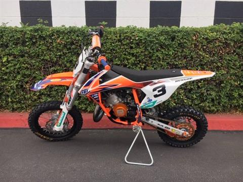 2019 KTM 50 SX in Costa Mesa, California - Photo 2