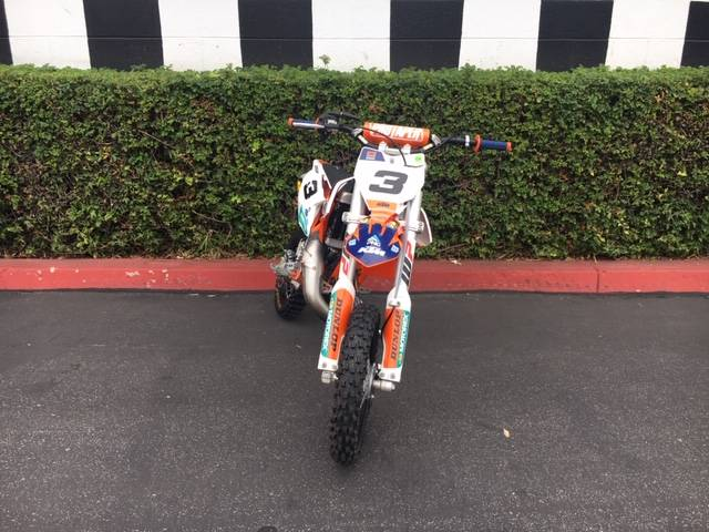 2019 KTM 50 SX in Costa Mesa, California - Photo 3