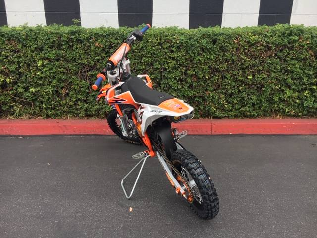 2019 KTM 50 SX in Costa Mesa, California - Photo 4
