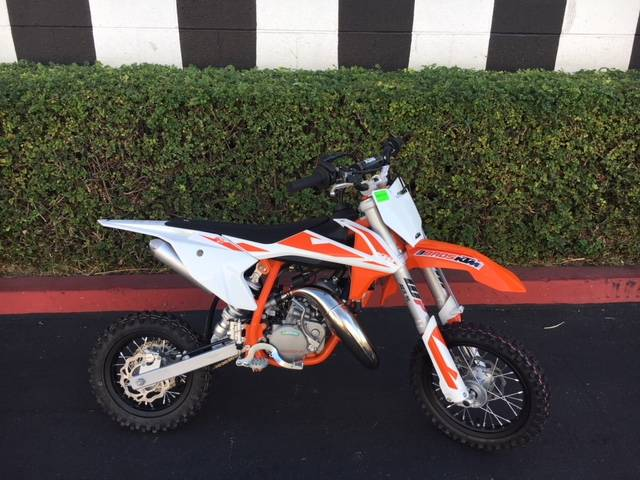 2019 KTM 50 SX in Costa Mesa, California