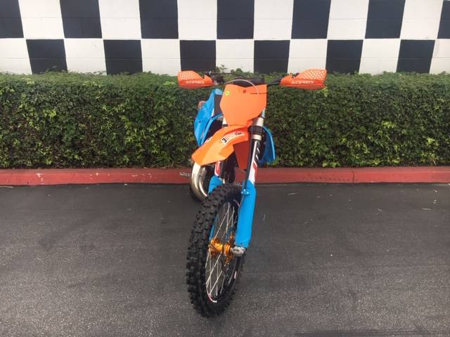 2016 KTM 150 SX in Costa Mesa, California