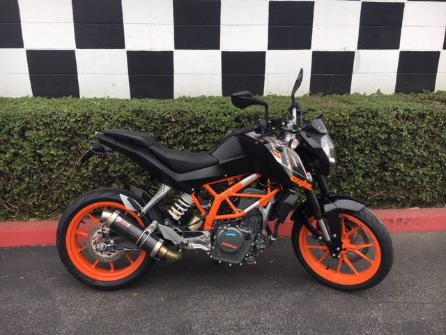 2016 KTM 390 Duke in Costa Mesa, California