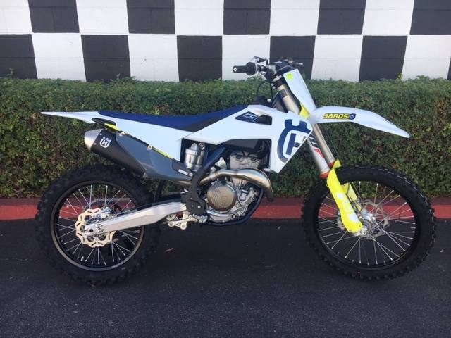 2020 Husqvarna FC 350 in Costa Mesa, California - Photo 1
