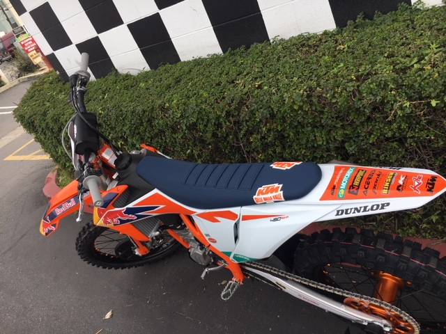 2019 KTM 450 SX-F Factory Edition in Costa Mesa, California
