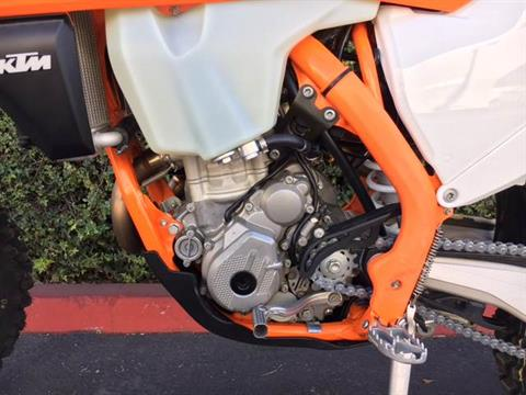 2016 KTM 250 XC-F in Costa Mesa, California