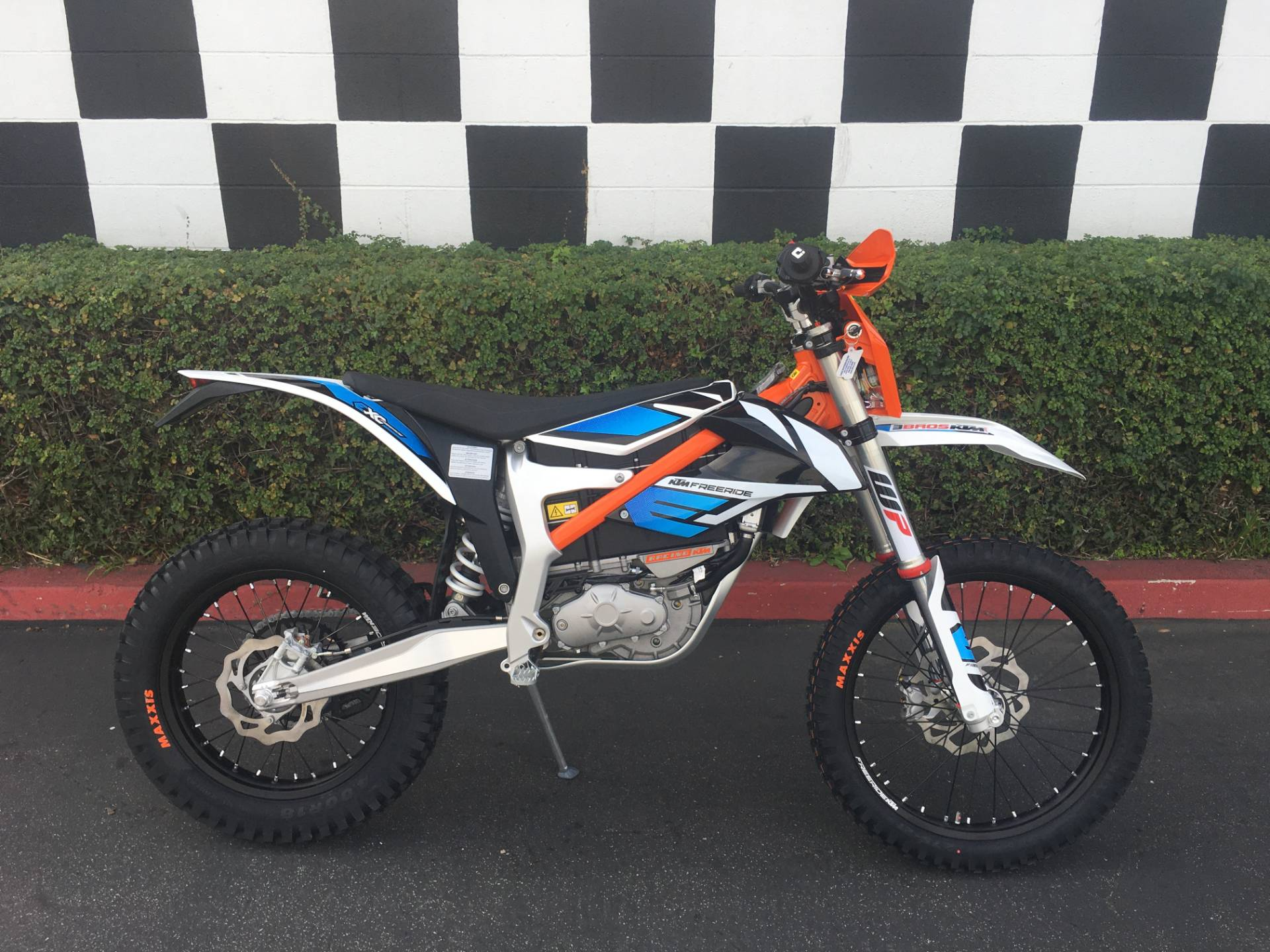 2020 KTM 2020 KTM FREERIDE E-XC in Costa Mesa, California - Photo 1