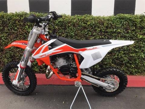 2020 KTM 50 SX in Costa Mesa, California - Photo 2