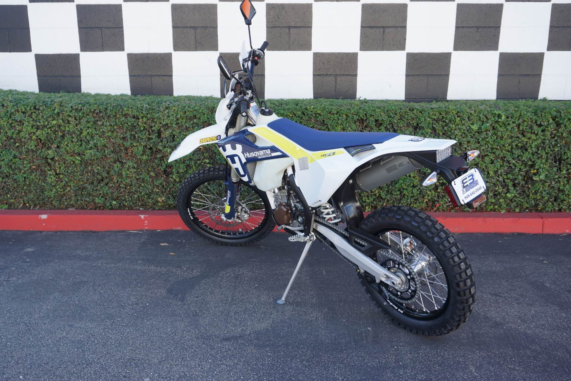 2017 Husqvarna FE 501 in Costa Mesa, California