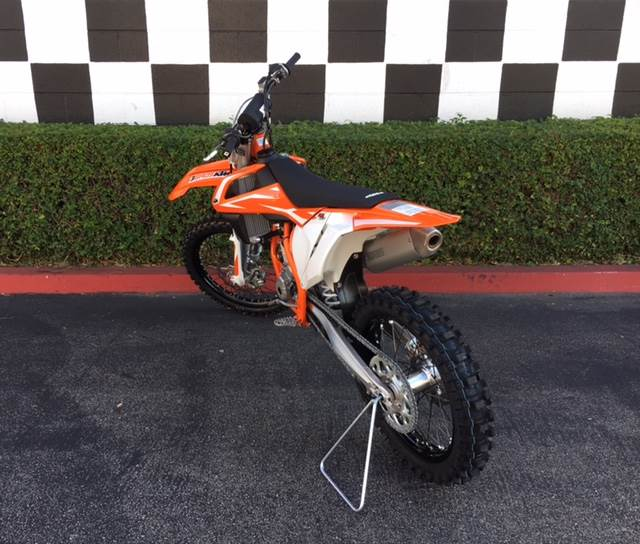 2018 KTM 250 SX-F in Costa Mesa, California
