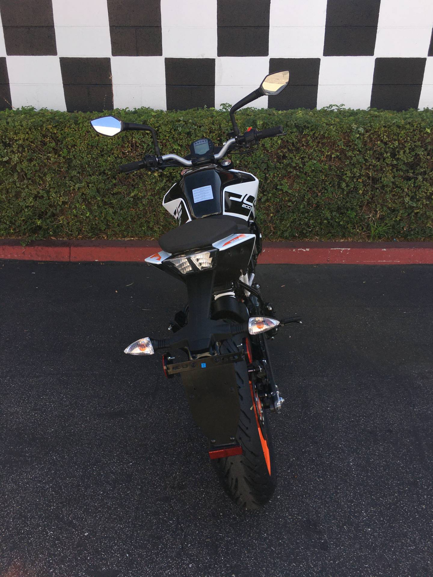 2020 KTM 200 Duke in Costa Mesa, California - Photo 4