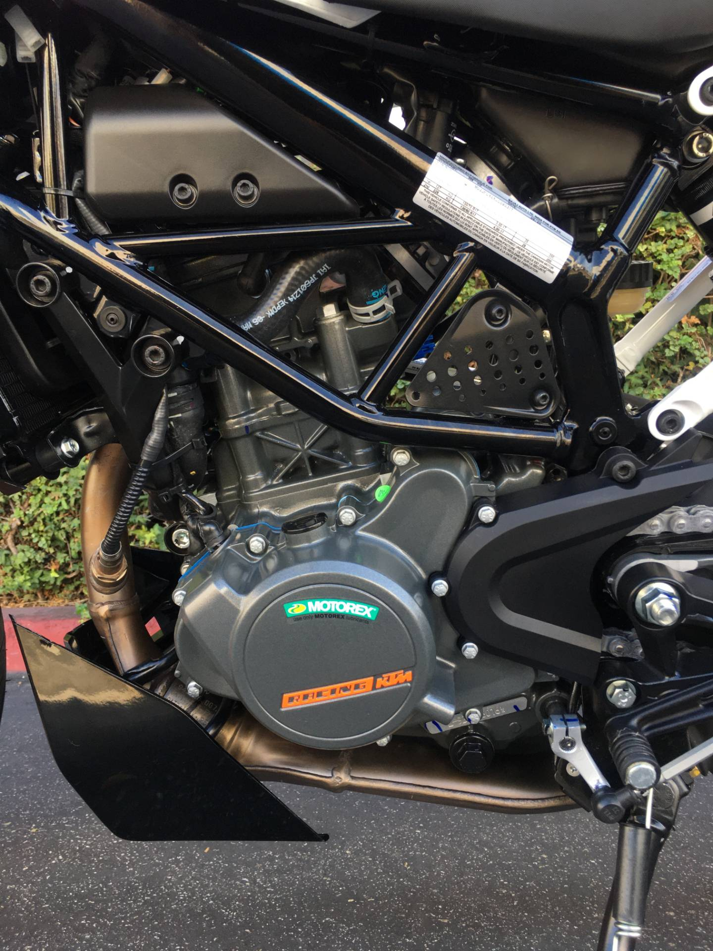 2020 KTM 200 Duke in Costa Mesa, California - Photo 6