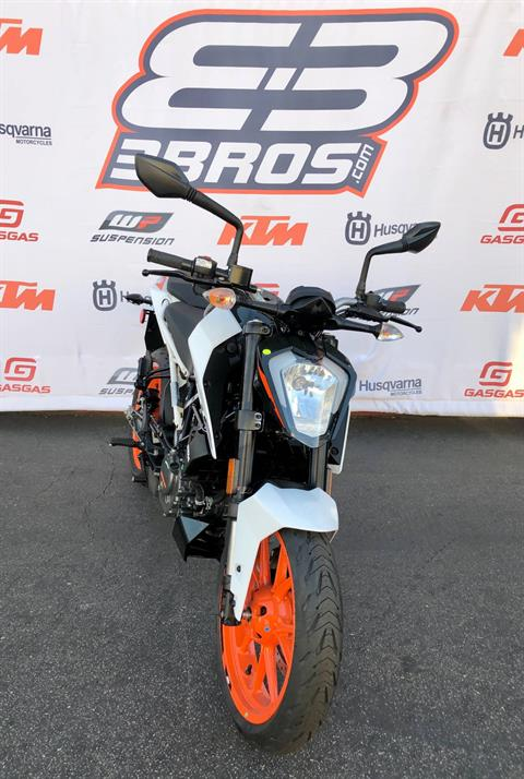 2020 KTM 200 Duke in Costa Mesa, California - Photo 5