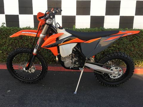 2021 KTM 500 XCF-W in Costa Mesa, California - Photo 2