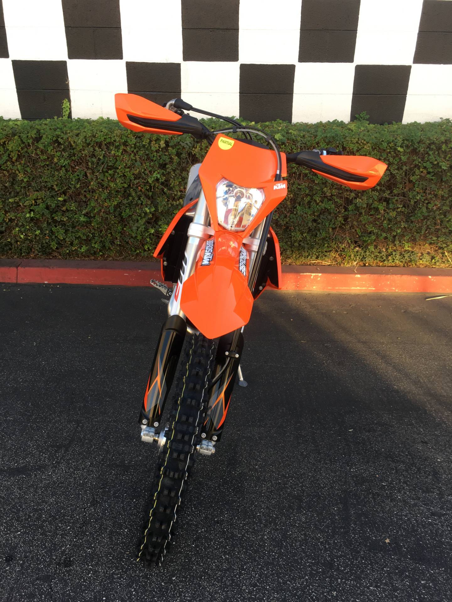 2021 KTM 500 XCF-W in Costa Mesa, California - Photo 3