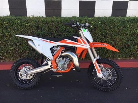 2019 KTM 65 SX in Costa Mesa, California - Photo 1