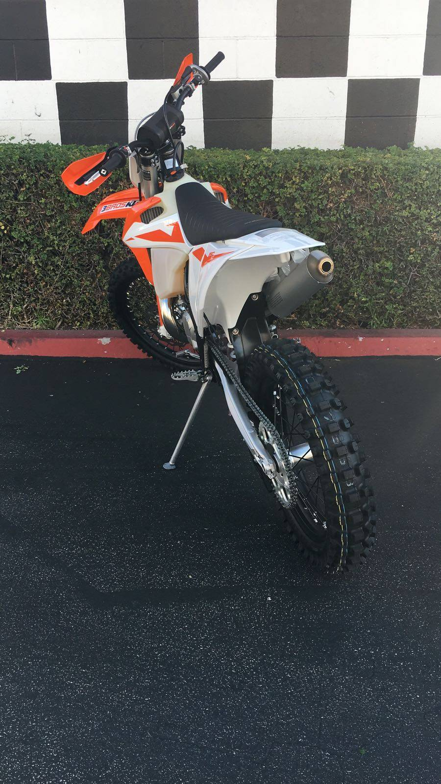 2019 KTM 250 XC in Costa Mesa, California - Photo 4