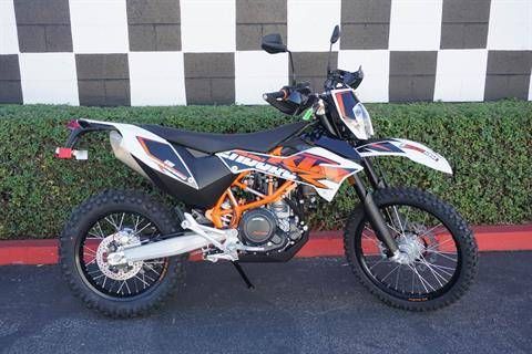2018 KTM 690 Enduro R in Costa Mesa, California
