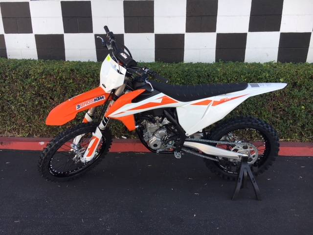 2019 KTM 350 SX-F in Costa Mesa, California - Photo 2
