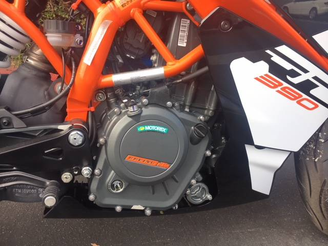 2019 KTM RC 390 in Costa Mesa, California - Photo 5