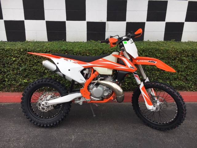 2018 KTM 250 XC in Costa Mesa, California
