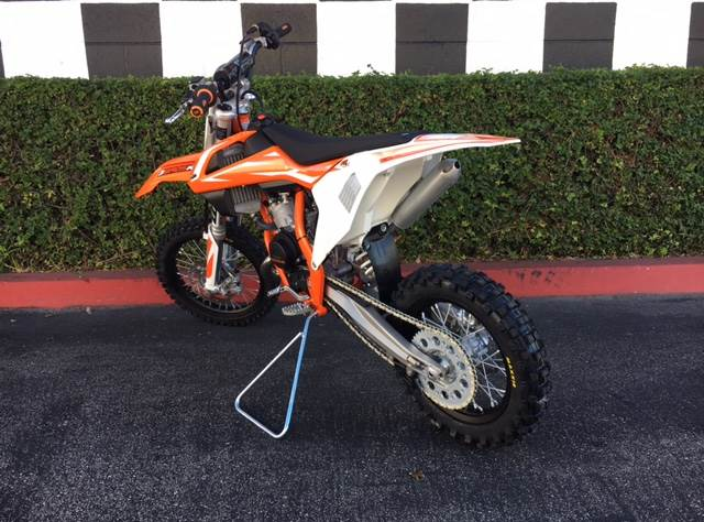 2018 KTM 65 SX in Costa Mesa, California