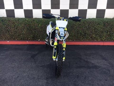 2018 Husqvarna FC 450 Rockstar Edition in Costa Mesa, California - Photo 3