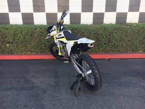 2018 Husqvarna FC 450 Rockstar Edition in Costa Mesa, California