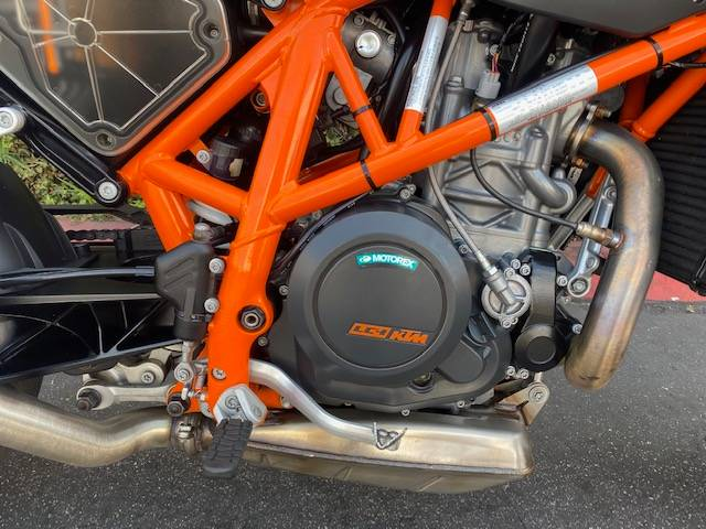 2015 KTM 690 Duke ABS in Costa Mesa, California - Photo 5