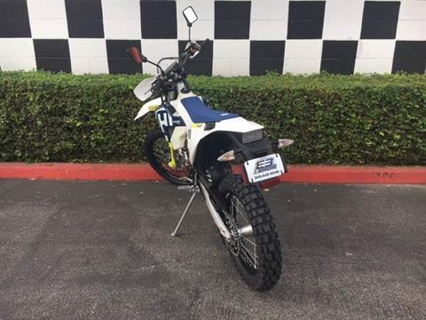 2018 Husqvarna FE 501 in Costa Mesa, California