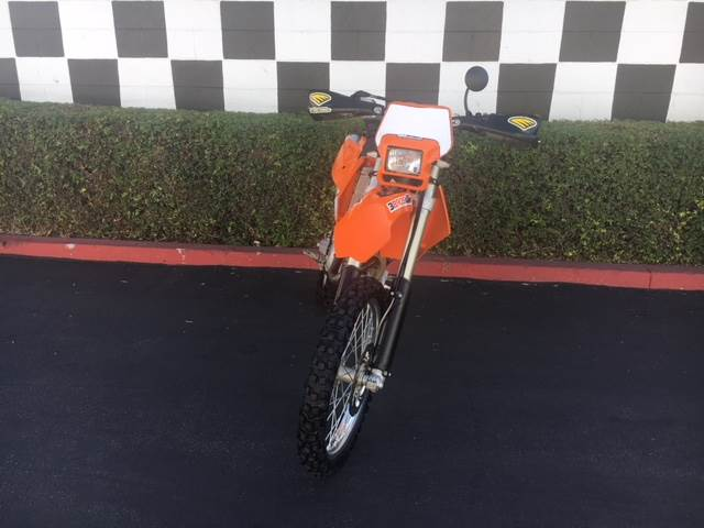 2005 KTM 450 EXC Racing in Costa Mesa, California