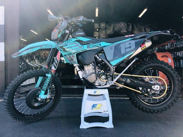 2019 Husqvarna FE 501 - 3BROS EDITION in Costa Mesa, California - Photo 2