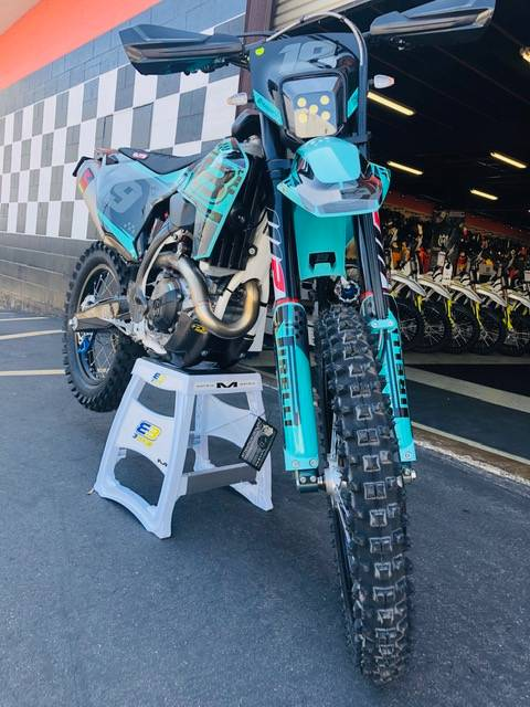 2019 Husqvarna FE 501 - 3BROS EDITION in Costa Mesa, California - Photo 6