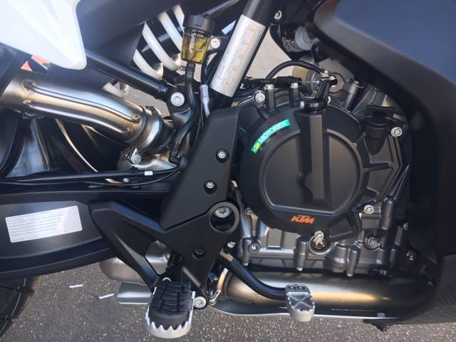2020 KTM 790 Adventure in Costa Mesa, California - Photo 11