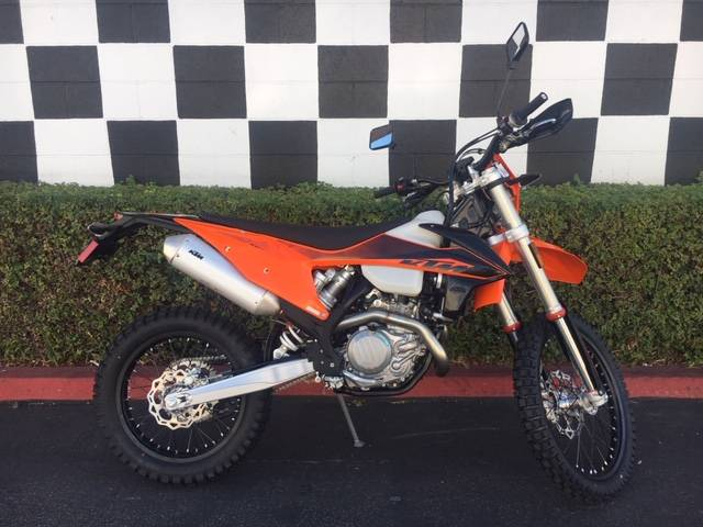2020 KTM 500 EXC-F in Costa Mesa, California - Photo 1