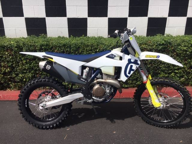2020 Husqvarna FX 350 in Costa Mesa, California - Photo 1