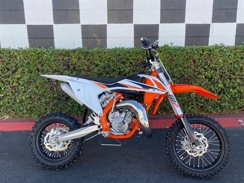 2021 KTM 65 SX in Costa Mesa, California - Photo 1
