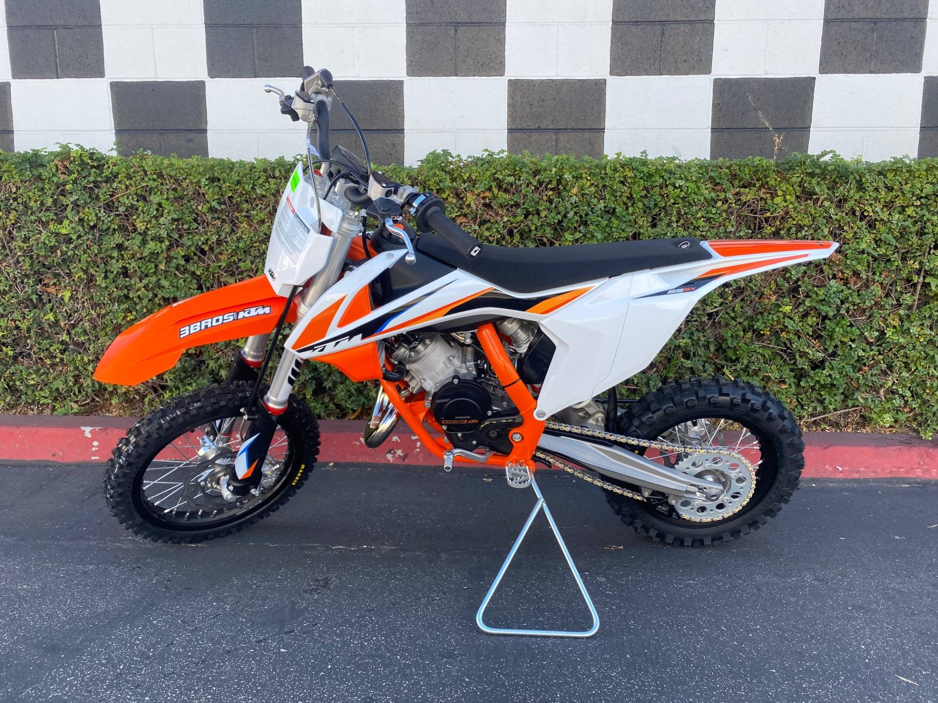 2021 KTM 65 SX in Costa Mesa, California - Photo 2