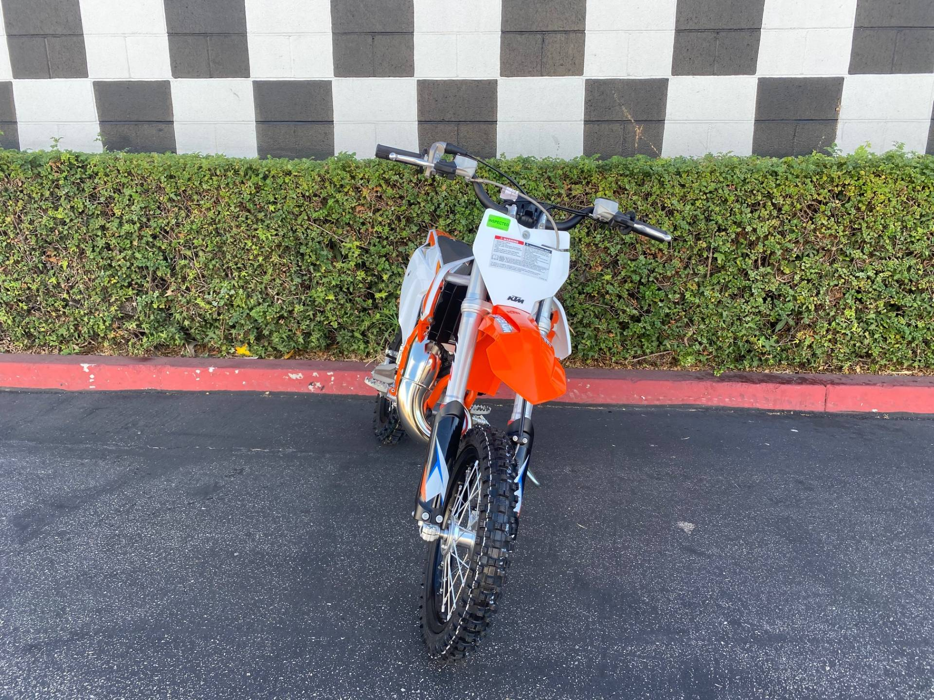 2021 KTM 65 SX in Costa Mesa, California - Photo 3