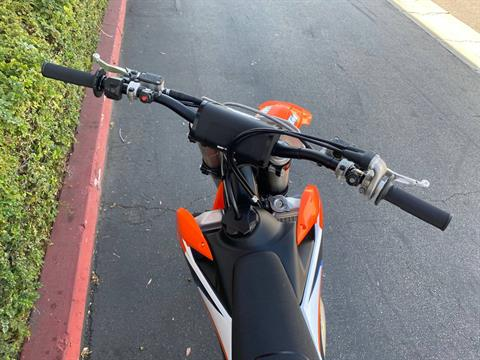 2021 KTM 250 SX-F in Costa Mesa, California - Photo 7