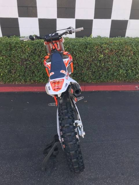 2018 KTM 450 SX-F Factory Edition in Costa Mesa, California - Photo 4