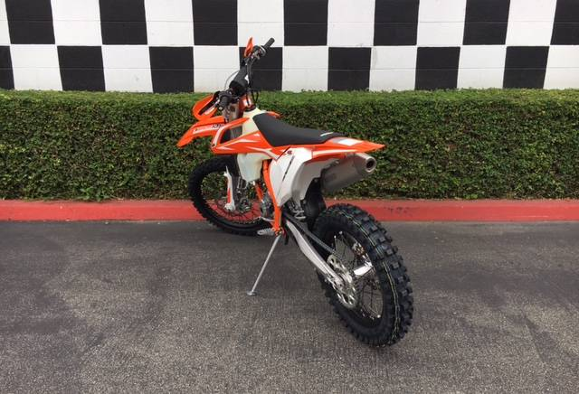 2018 KTM 350 XC-F in Costa Mesa, California
