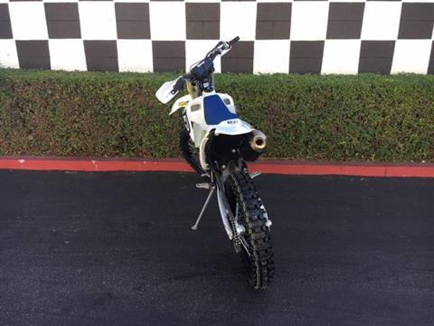 2019 Husqvarna FX 450 in Costa Mesa, California - Photo 4