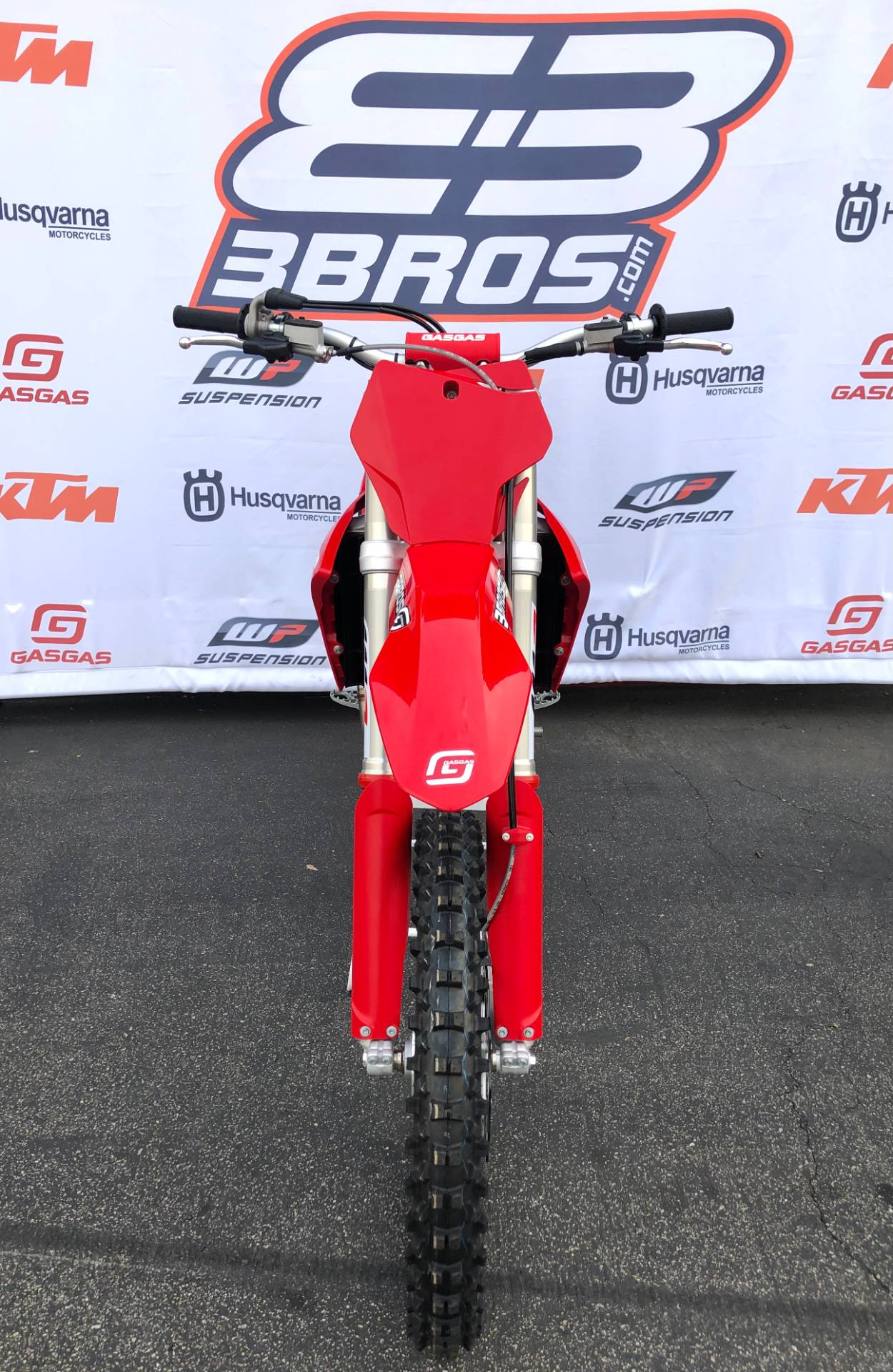 2021 Gas Gas MC 250F in Costa Mesa, California - Photo 5