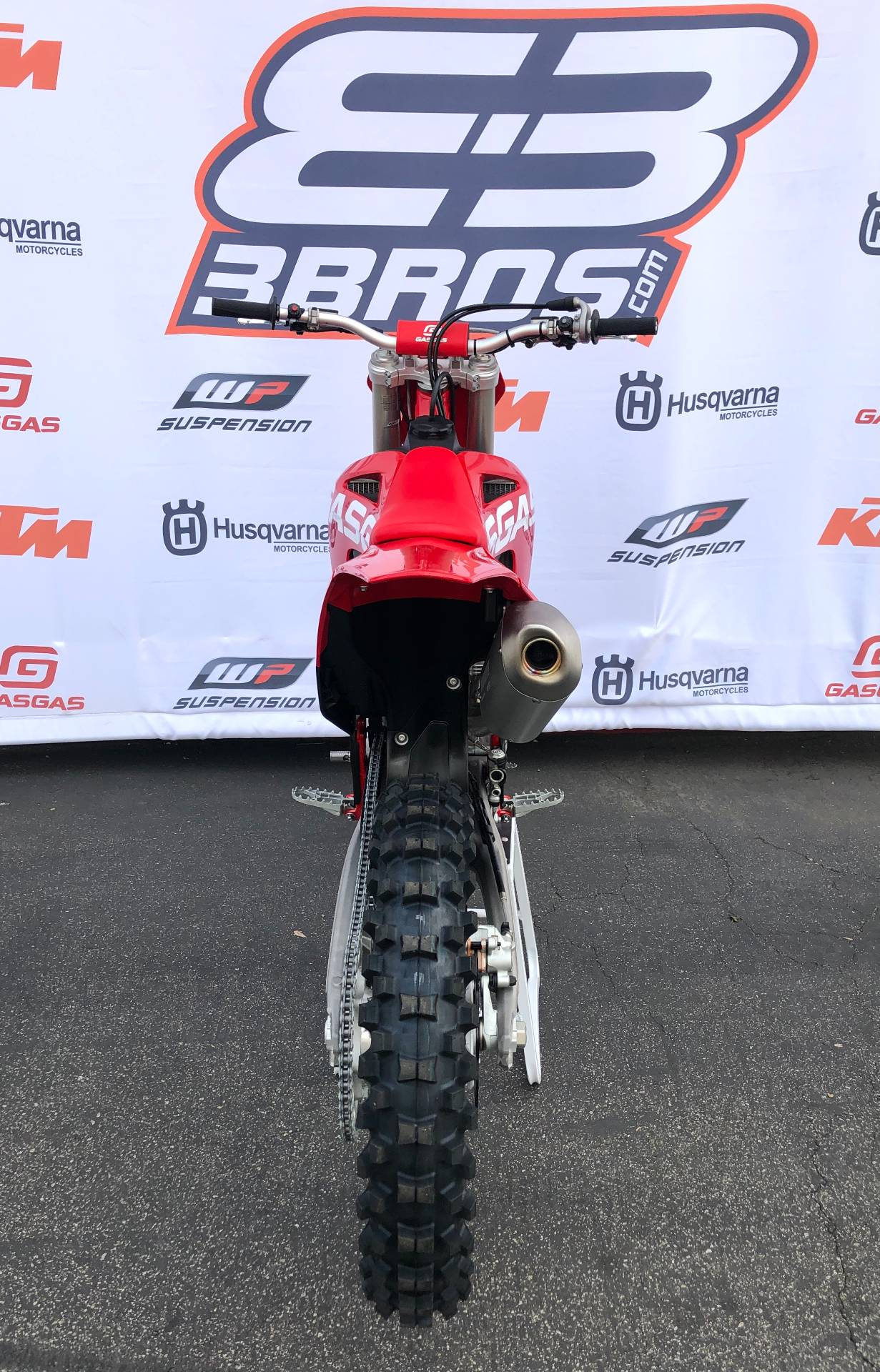 2021 Gas Gas MC 250F in Costa Mesa, California - Photo 6