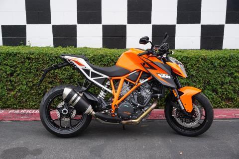 2016 KTM 1290 Super Duke R in Costa Mesa, California
