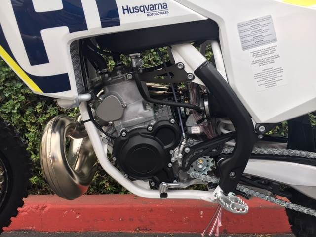2018 Husqvarna TC 250 in Costa Mesa, California