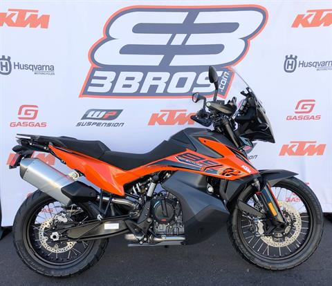 2021 KTM 890 Adventure in Costa Mesa, California - Photo 1