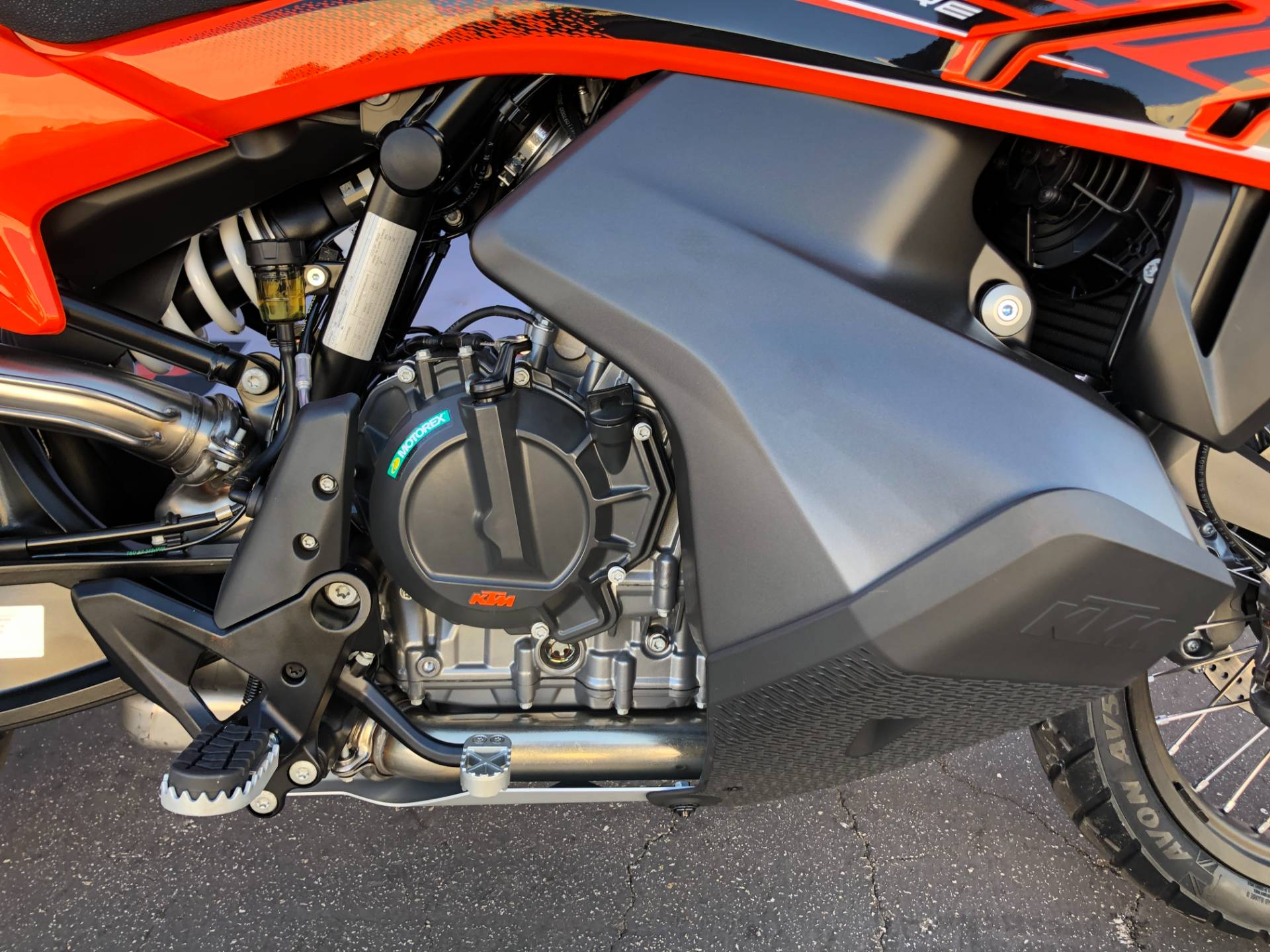 2021 KTM 890 Adventure in Costa Mesa, California - Photo 3